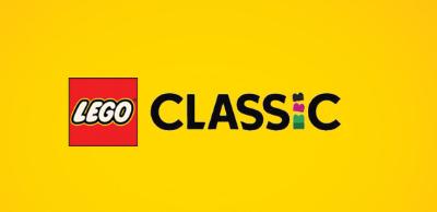 Lego – Serie Classic. Bloques originales