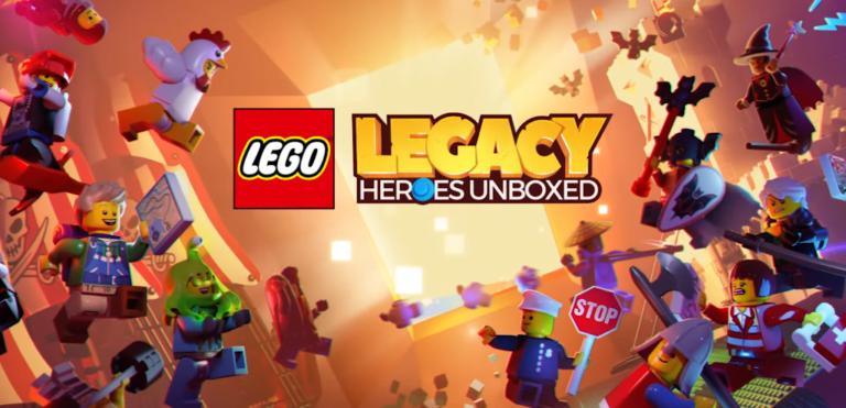 Lego – Juegos de contrucción