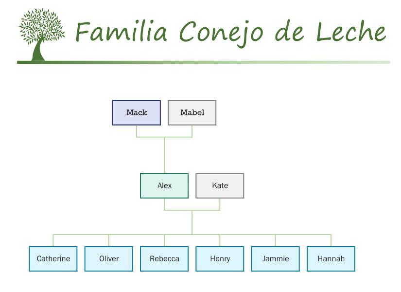 Familia Conejo de Leche catálogo Sylvanian Families