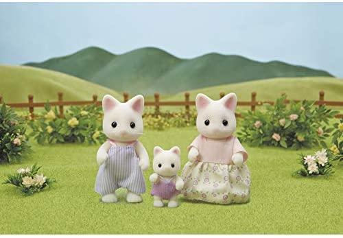 Familia Gato Floral