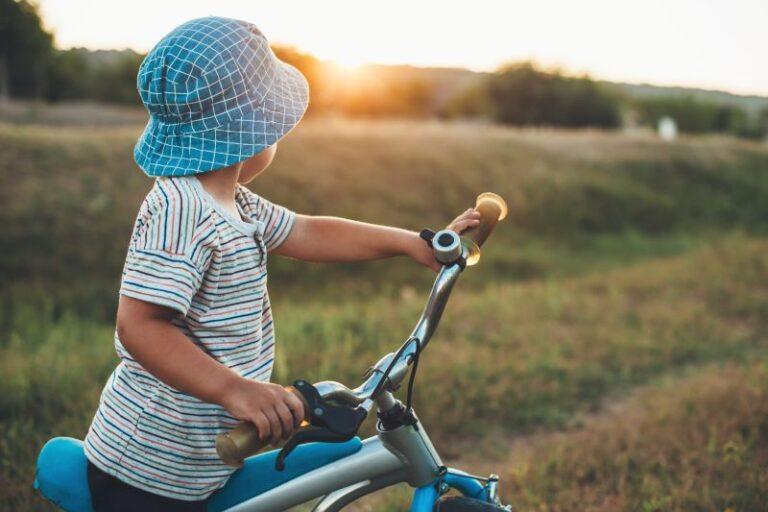Juguetes para aprender a montar en bici