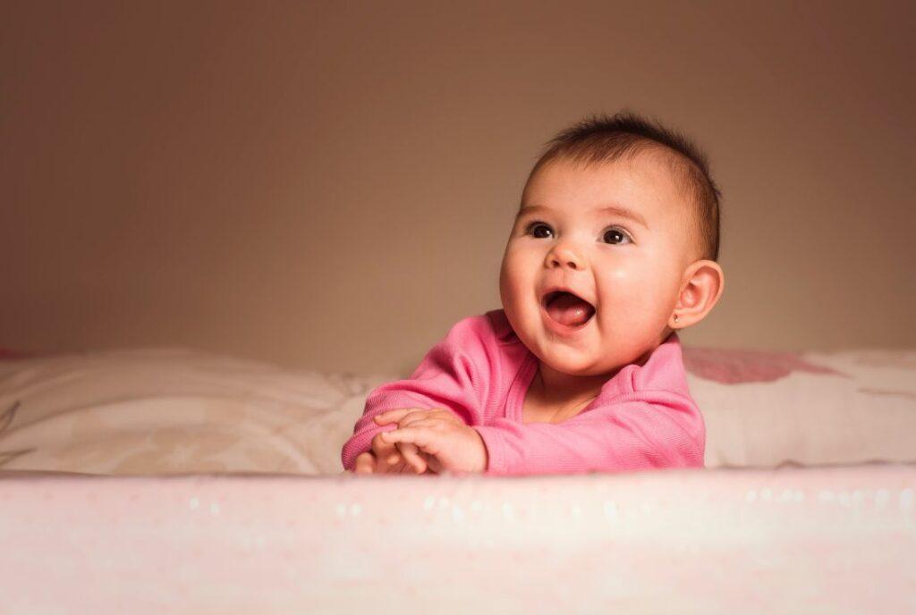 La estimulación temprana en bebés