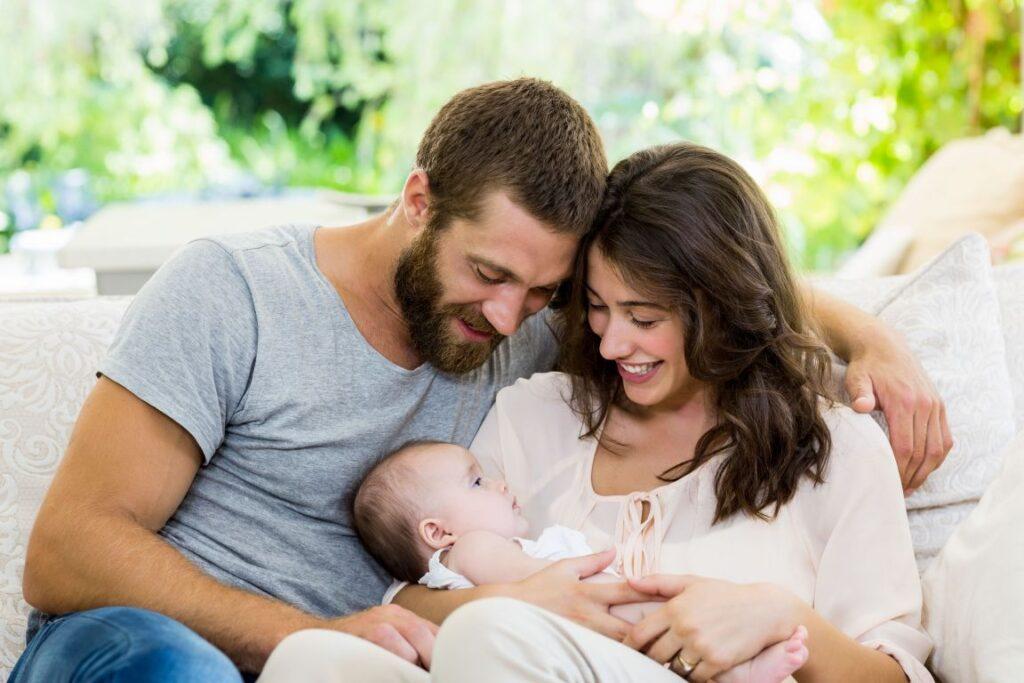 Fortalecer el vínculo con el bebé