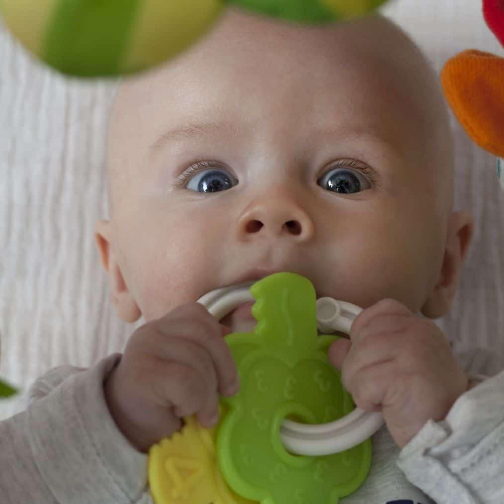 Juguetes para estimulación temprana
