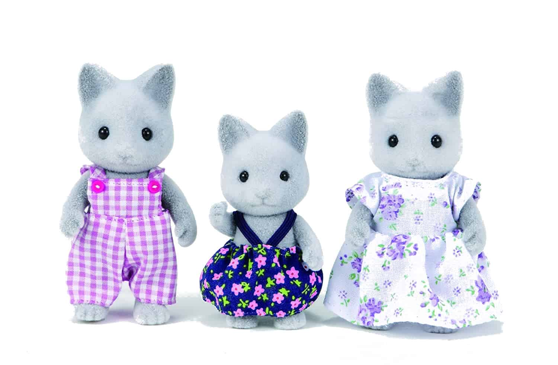 Familia Gato Gris