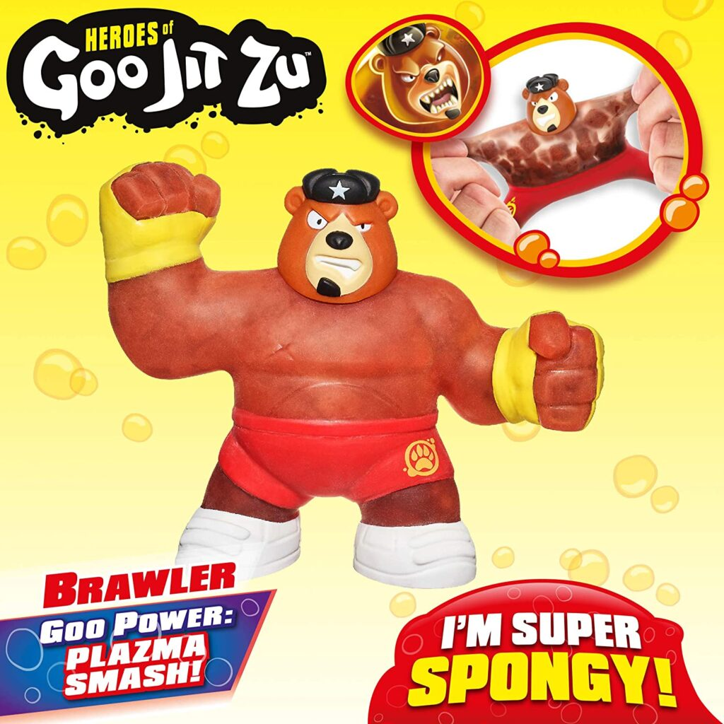 Goo Jit Zu - Brawler