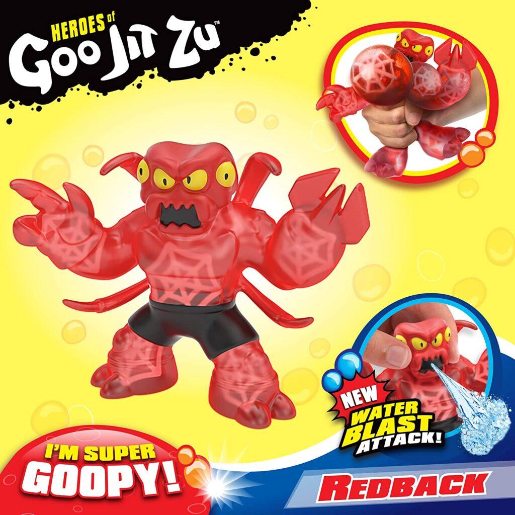 Goo Jit Zu - Redback