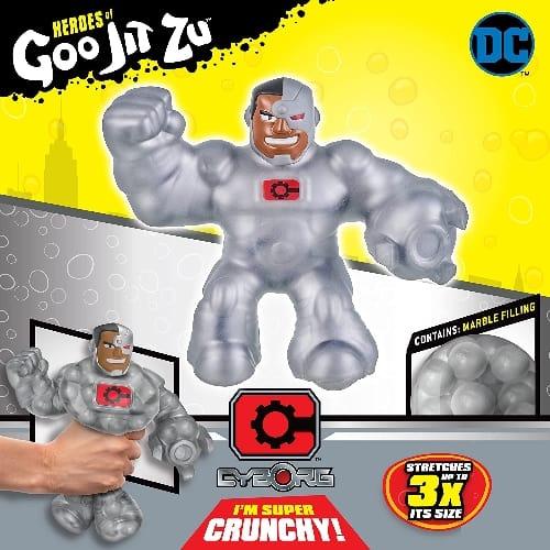 Goo Jit Zu DC - Cyborg