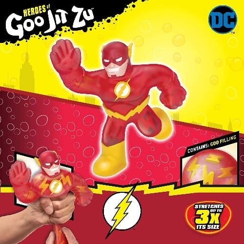 Goo Jit Zu DC - Flash