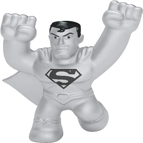 Goo Jit Zu DC Superman gris