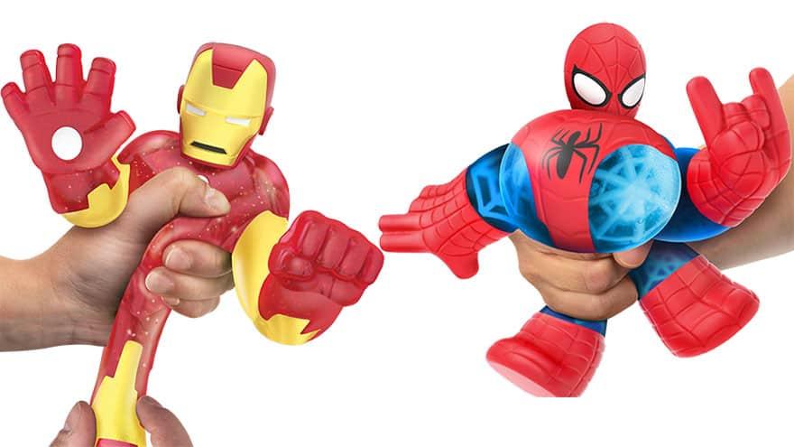 Goo Jit Zu Marvel