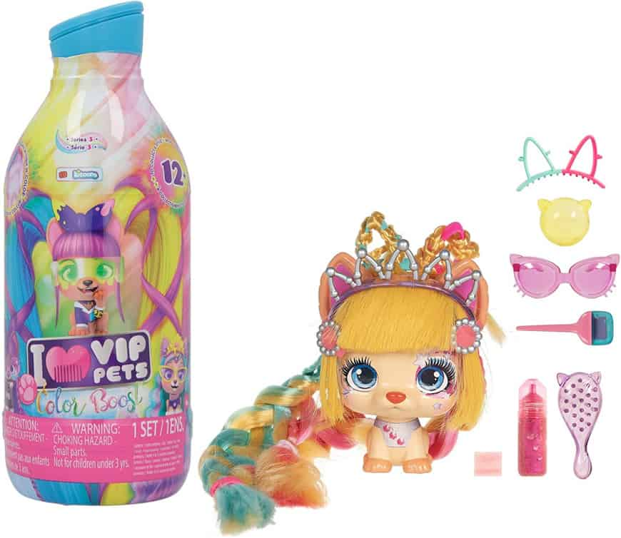 Boost color serie 3 Vip Pets