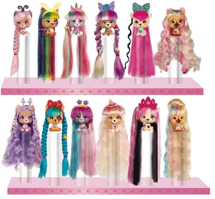 Muñecas VIP Pets
